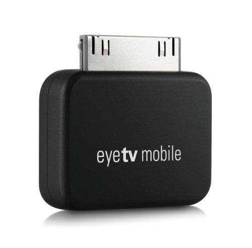 Geniatech EyeTV Mobile - Sintonizador TV para Apple iPad y iPhone (conector Dock), color negro