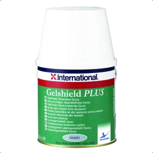 International Gelshield Plus - 2,25 l kleur. groen