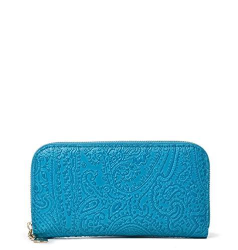 Etro Luxury Fashion Donna 1B1072744250 Azzurro Portafoglio | Primavera Estate 19