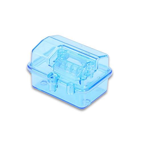 RC wasserdichte Empfängerbox, tragbare, langlebige Empfangsbox für RC Car Remote Control Upgrade-Zubehör