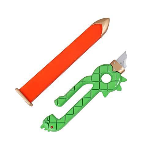 79cos The Seven Deadly Sins Cosplay Prop Meliodas Dragon Handle Sword