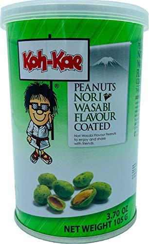 Koh-Kae Arachidi qb Wasabi Nori - 105 gr