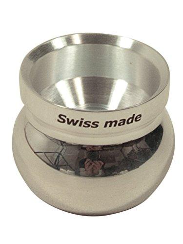 Brand Mundstücke Brand Booster Tuba - Silber glanz