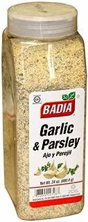 badia garlic and parsley