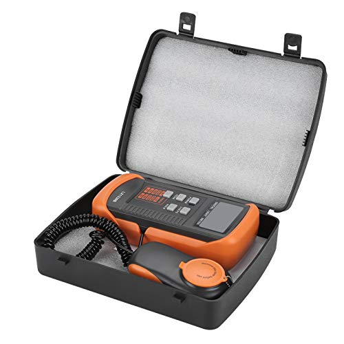 Iluminómetro, medidor de luxómetro digital de alta precisión, rango de medición de 0 a 200.000 lux para mecánico para fotografía