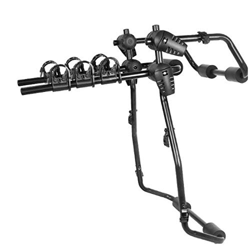 MISS&YG Trailer hitch bike rack,bike rack garage, 3-Bike Racks Carbon steel pipe, no rust, applicable to 99% of models on the market