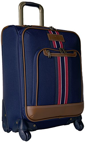 Tommy Hilfiger Nantucket Expandable Spinner Luggage, Navy