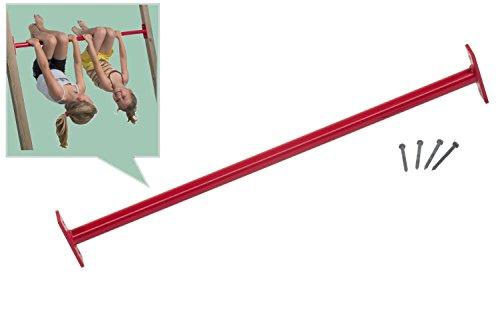 Loggyland Reckstange 90cm für Turnreck, Reck, Metallreck