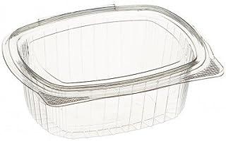 Envases de plástico para Alimentos Rectangular Ops (500 CC (100 unds.))