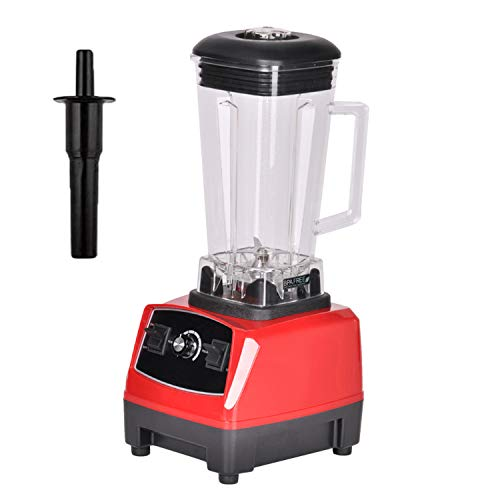 Find Discount 3HP 2200W Heavy Duty Commercial Grade Blender Mixer Juicer High Power Food Processor I...