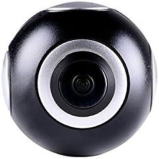 BENEVE Android用全天球カメラ[EYEBAL-C4-BK]720° デュアル魚眼レンズ