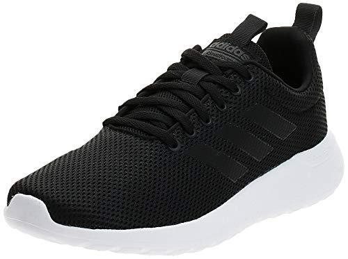 adidas Lite Racer CLN, Scarpe da Fitness Uomo, Nero (Negbás/Negbás/Carbon 000), 43 1/3 EU