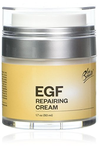 BB EGF Repairing Cream – reduce Wrinkles and heal Wound Acne, dark spot and scar removal – Bleu Beaute BIG – LARGE 1.7 FL. OZ
