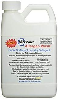 Allergen Wash Laundry Detergent 24 oz. (B0010DN1UW)   Amazon price tracker / tracking, Amazon price history charts, Amazon price watches, Amazon price drop alerts