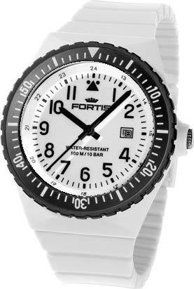 Fortis Colors C02.705.10.185.2 Herrenarmbanduhr Armband auswechselbar