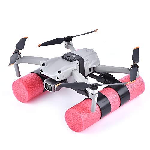 Mavic Air 2 Float Landing Gear, Buoyancy Waterproof Heighten Extender Holder for DJI Mavic Air 2 Drone Training kit Floating Holder