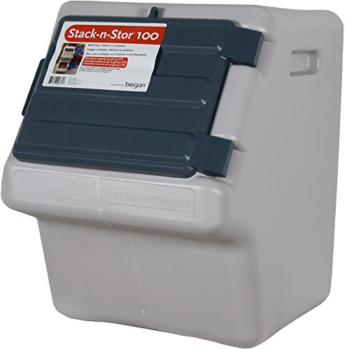 Bergan Stack-N-Stor 100 Stackable Storage