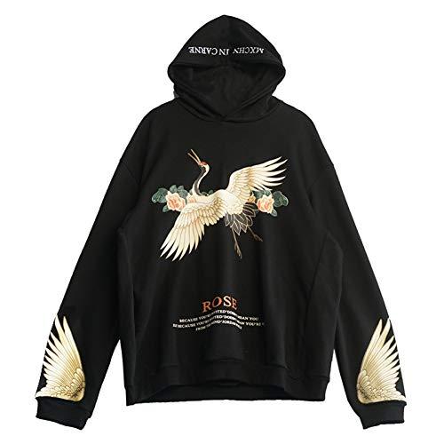 SIFNG Winter New Hoodie Sweatshirt Bestickter Hoodie Pullover Streetwear Herren Sweatshirt Baumwolle Mdxc-659