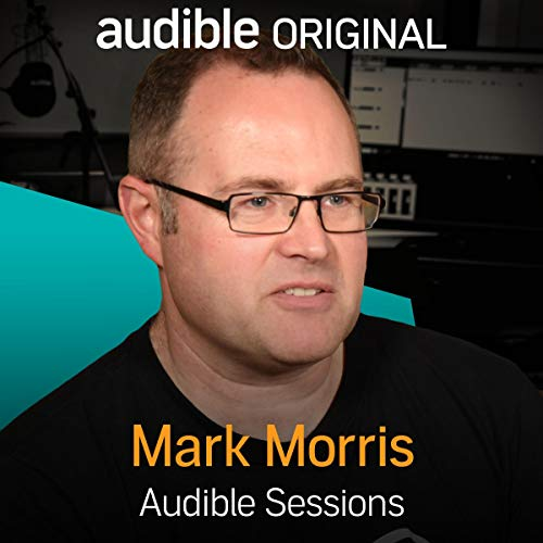 Mark Morris audiobook cover art