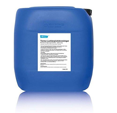 Terma WVW Lackierpistolenreiniger für Wasserlacke (5 Liter)