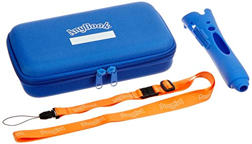 Zubehör-Set für Anybook Audiostift (Franklin DRP5100 mit Anybook-Case Software) Mit Silikonschutzhülle und verstellbaren Umhängeband