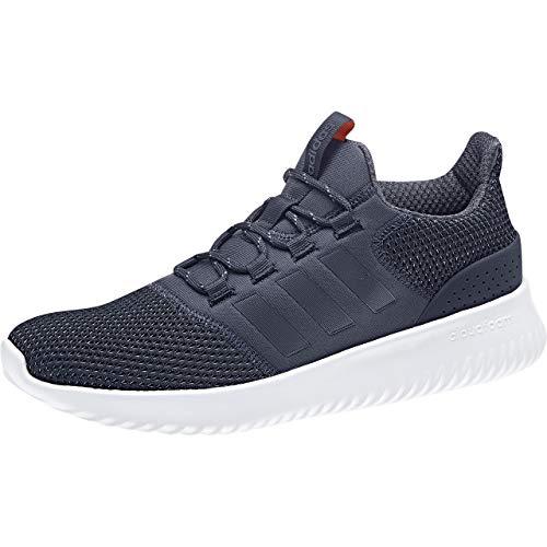 adidas Cloudfoam Ultimate, Scarpe Running Uomo, Blu (Trablu/Trablu/Greone Trablu/Trablu/Greone), 47 1/3 EU