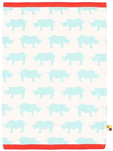 loud + proud loud + proud Unisex Baby Schlauchschal, aus Bio Baumwolle, GOTS zertiziziert, Blau (Cloud Cl), One Size