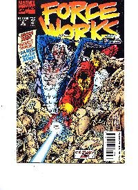 Comic Force Works #2 Marvel Book