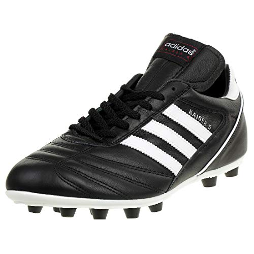 adidas Kaiser 5 Liga, Scarpe da Calcio Uomo, Nero (Black/Ftwr White/Red Black/Ftwr White/Red), 44 2/3 EU