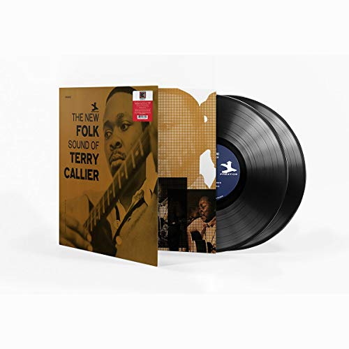 The New Folk Sound of Terry Callier (Ltd.2lp Dxl.) [Vinyl LP]