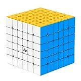 Ggoddess YJ MGC 6 x 6 Magischer Würfel 3D geometrische Transformation Puzzle Spielzeug 6x6x6 Cubing...