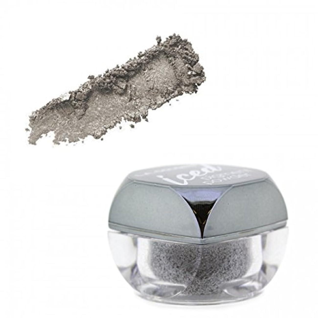 近くつぼみミンチL.A. COLORS Iced Pigment Powder - Bling (並行輸入品)