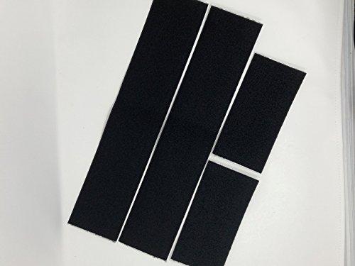 Ocho. 3Surf Shaper unidad Velcro XL Kit 2piezas (2017)