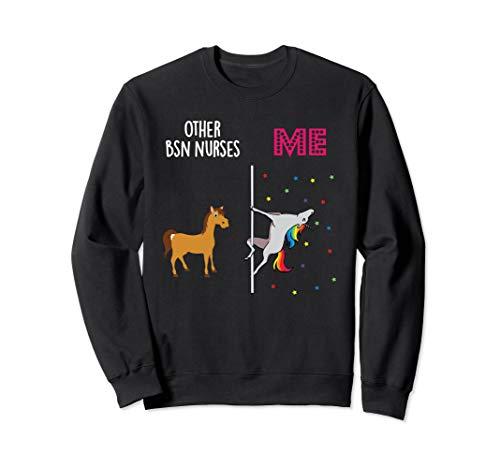 BSN Nurse Unicorn Others You Sweatshirt
