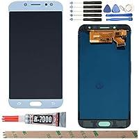 """YHX-OU para 5.5"""" Samsung Galaxy J7Pro 2017j730°F j730gm/ds j730g/ds reparación y sustitución LCD Pantalla + Pantalla táctil digitalizador con Instrumentos Gratis"""
