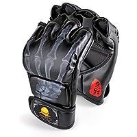 ZooBoo MMA Half-Finger Fight Gloves