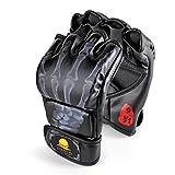 ZooBoo MMA Gloves, Half-Finger...