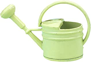 Amaae 1:12/1:6 Dollhouse Miniature Scene Model Watering Can Pretend Play Toy(Color:Multicolor ; Material:Resin)