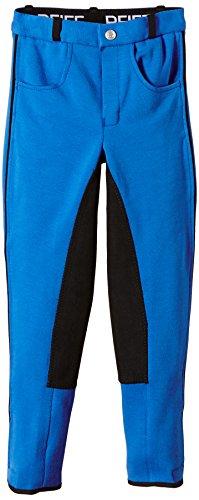 PFIFF - Enfant Pantalon d'équitation - Bleu - FR: 10 ans (Taille Fabricant: 140 cm)