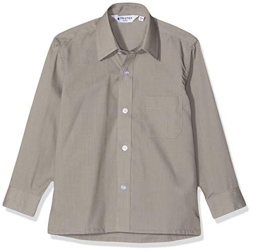 Trutex Jungen Nls Schuluniform-Oberteil, Grau (Grey Gry), 3-4 Jahre (Herstellergröße: 11)