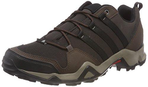 Adidas Terrex Ax2R, Zapatillas de Senderismo Hombre, Negro (Negbas/Negbas/Belazu...