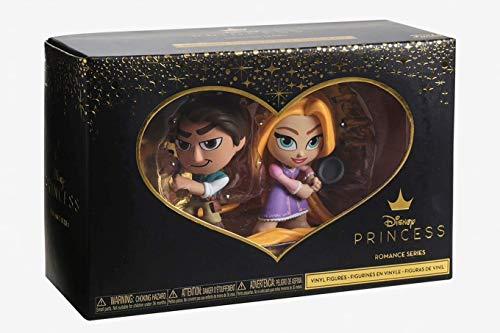 Funko Pop! - Figura Vynl Disney Enredados - Rapunzel Y Flynn - Figura