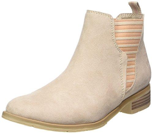 Marco Tozzi Damen 25305 Chelsea Boots, beige (dune), 41 EU