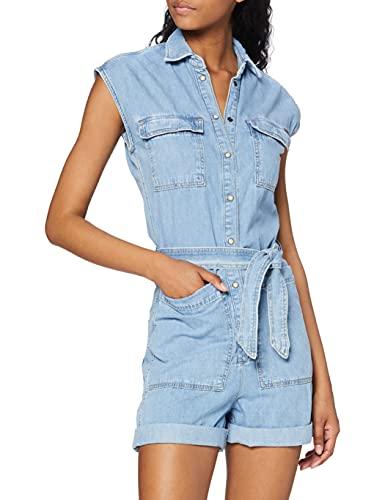 Pepe Jeans Gemini Peto, 000denim, XS para Mujer