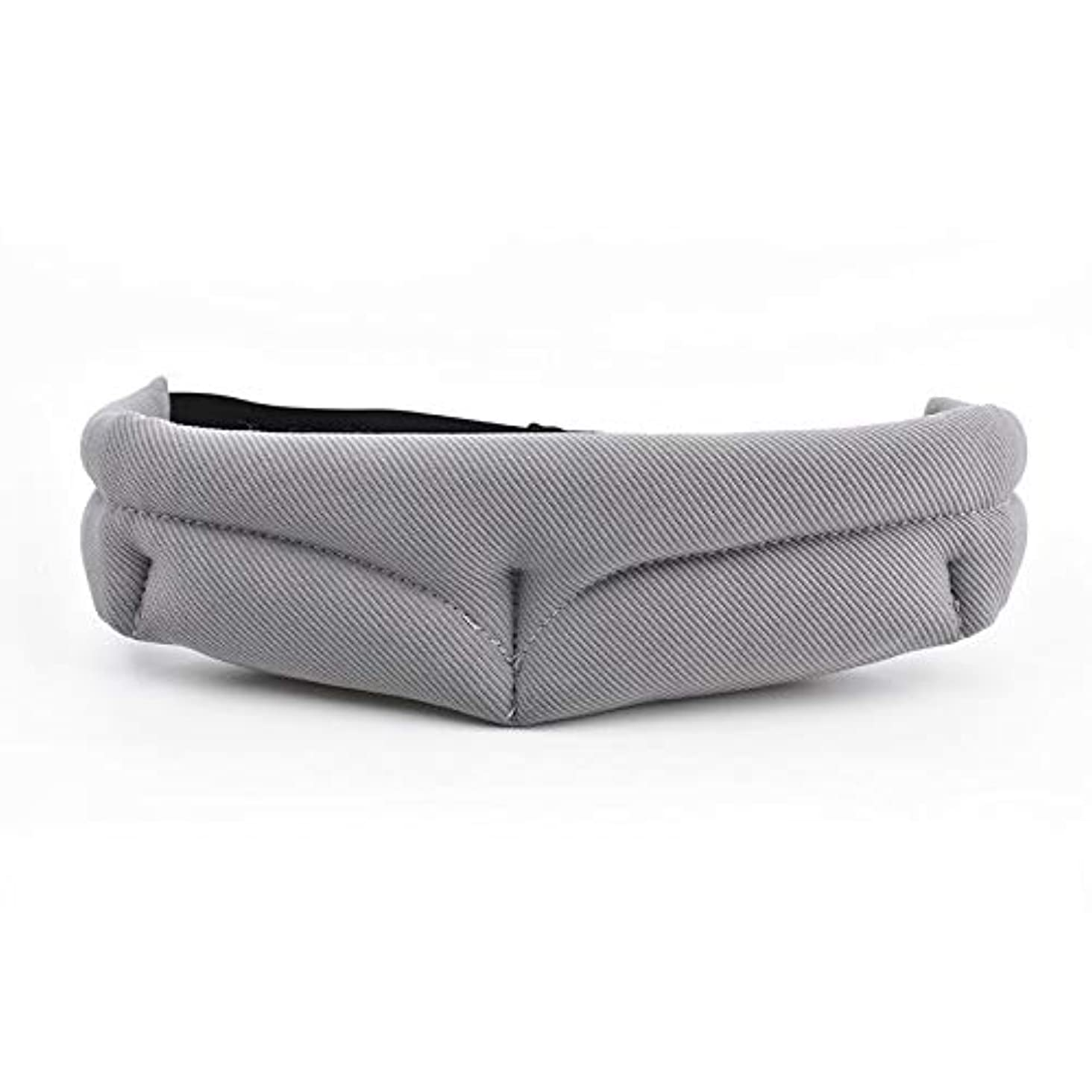 たっぷり学んだ溶けるNOTE 最高の低反発3D睡眠マスクアイシェードカバーシェードアイパッチニュートラルソフトポータブル接眼レンズ自然睡眠旅行リラックス目
