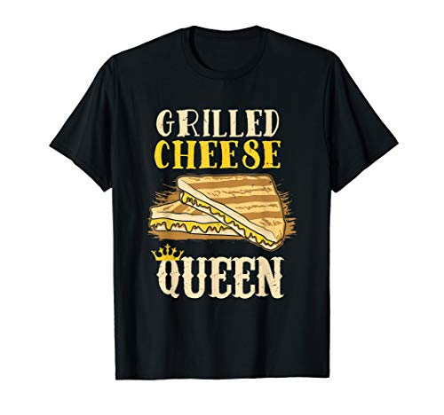 For your Mom or Sister, the Best Grilled Cheese Toaster T-Shirt