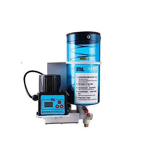 hengweiuk 2l Dc24v/Ac220v Bomba de grasa eléctrica automática Bomba de aceite gruesa...