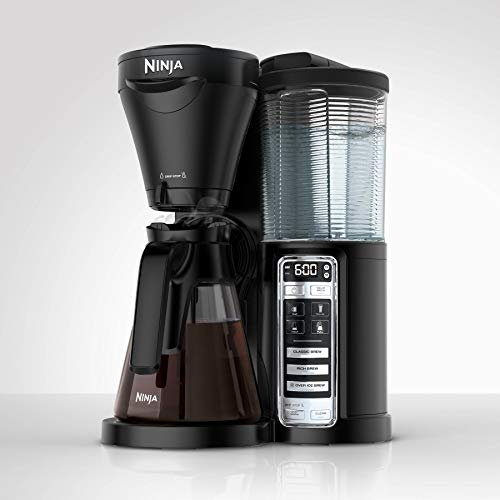 Ninja Coffee Brewer, 14.84 x 10.51 x 11.65 Inches, Black