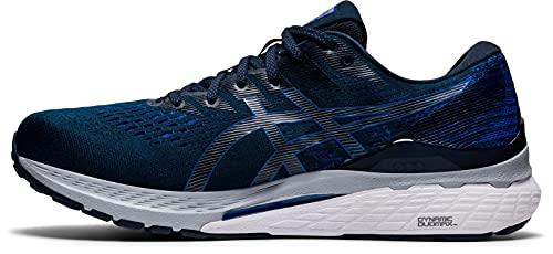 ASICS Herren Gel-Kayano 28 Running Shoe, French Blue/Electric Blue, 46 EU