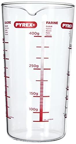 Pyrex Classic Misura graduata in vetro borosilicato, 0,5lt